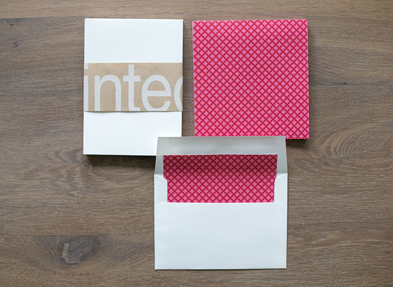 Diy Stamped Holiday Envelopes Warm Hot Chocolate